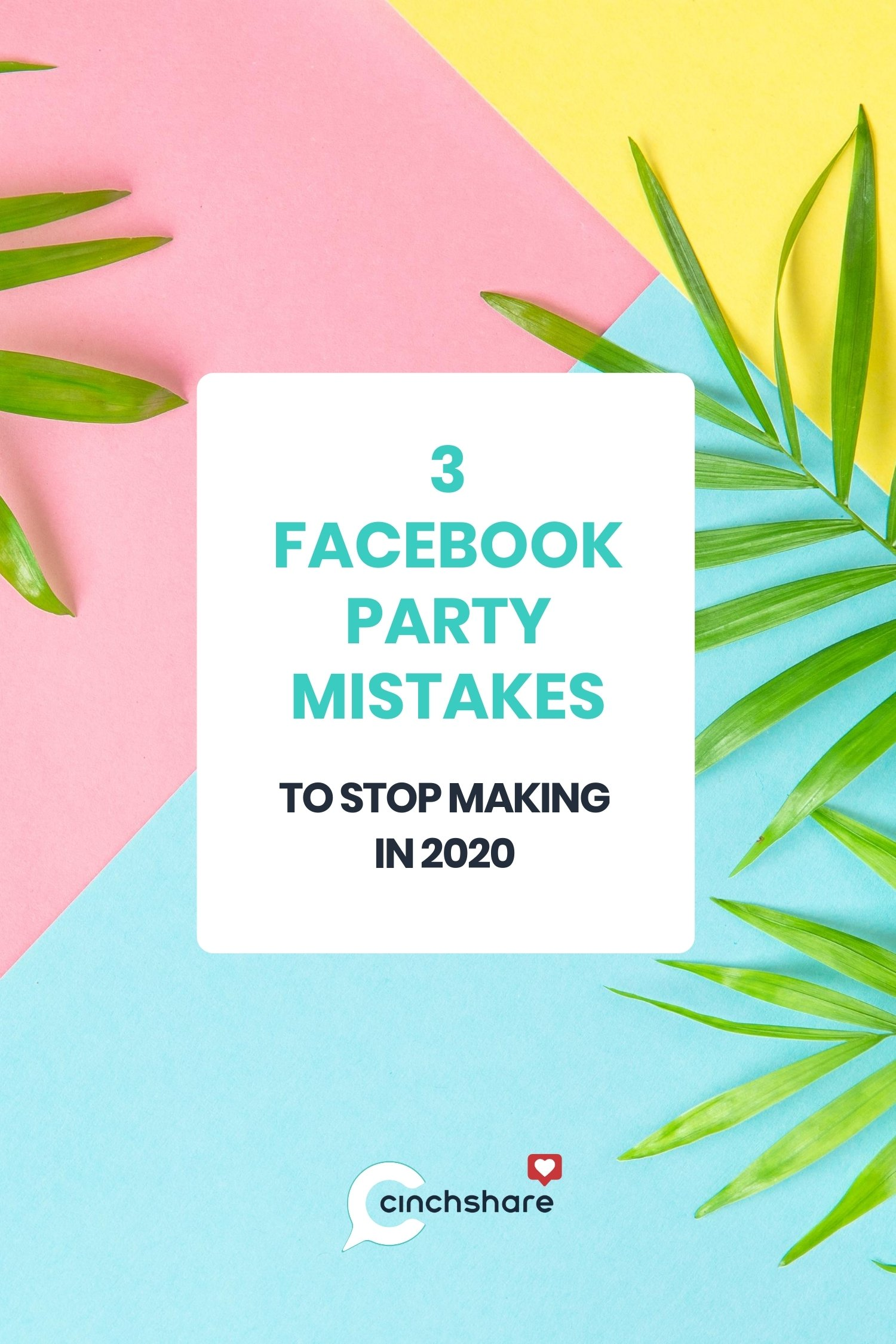 biggest facebook party mistakes