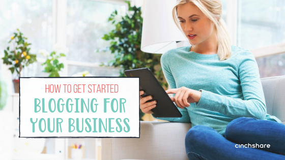 Have you been thinking about blogging for your direct sales business but don't know to get started? We are sharing the basic steps to setting up and launching your own blog.