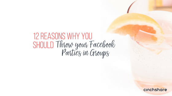 12 reasons why Facebook Groups are THE place to party