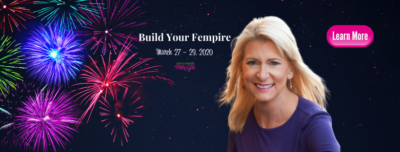 Build Your Fempire Direct Sales Leadership Retreat