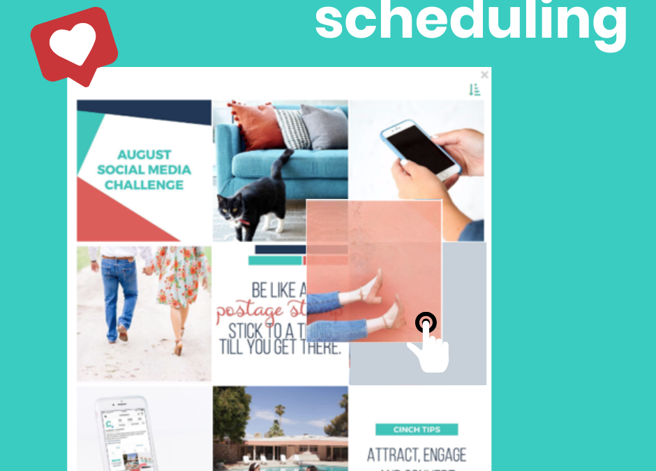 How to use Grid Preview to Schedule Instagram with CinchShare