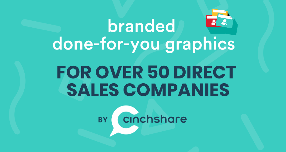 Free Done-For-You Direct Sales Branded Graphics