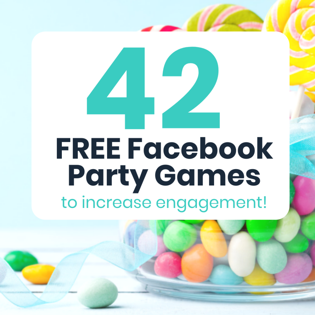 42 free facebook party games
